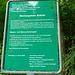 Naturschutzregeln am Bränten