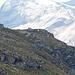 Ein Blick zurück zum Laggin-Biwak