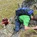wer will kann frei Klettern