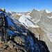 Die Nordwand war mal eine Route in Eis und Firn. Heute wohl nur noch etwas für unerschrockene Hardcore-Alpinisten.