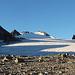 Glacier de Prafleuri mit der Rosablanche in der Bildmitte
