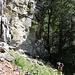 Unterer Aufstieg zur Alpe Albezzona