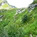 Passo di Piatto, 2111m, von SE : d.h. im Aufstieg von der Capanna Cognora