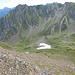 IL sentiero che dal Col de Sencours scende nella Combe du Pic e nella Val 'd'Arizes