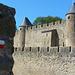 Una Grande Randonnée passa anche da Carcassonne