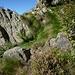 Sul sentiero dall'alpe Stavelli alla bocchetta dell'Usciolo