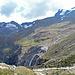 Gletscherbäche, die sich später zur Laggina vereinen