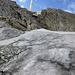 Gletschereis im Alpstein