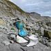Am Ende des Gletschers findet man allerlei: z.B. Rivella Blau und Knochen