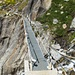 Brücke kurz vorm Wegweiser Edelweissweg