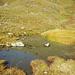 Eines der drei Seenaugen im namenlosen Hochkar.