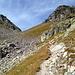 In angenehmer Steigung geht es bis zur Wildseeluggen (2493m)
