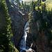 Der Rotmooswasserfall rauscht ganz ordentlich....
