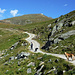 """Zurück zur Schönwieshütte - dieser kurze Gegenanstieg kurz vor der Hütte """"tut weh"""", wenn man schon ein paar kilometerchen und viele Höhenmeter im Abstieg hinter sich hat (heute natürlich nicht)"""