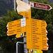 Am Bahnhof Kandersteg: In Kandersteg gibt's noch einiges zu tun! :-)