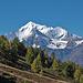 Aufstieg von Giw zum Gibidumpass: Weisshorn