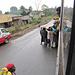 Im Bus von der Hauptstadt Kampala ins 400 km entfernte Kasese.
