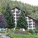 Hotel Baur à Disentis : bien situé sur l'itinéraire .