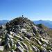 La cima del Marmontana