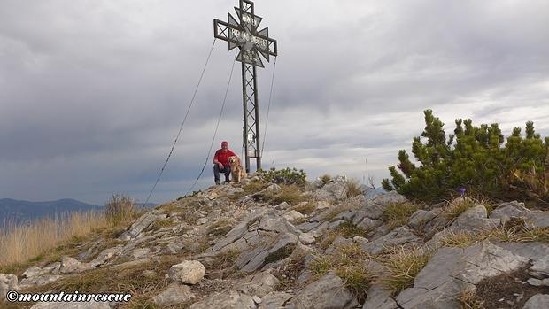 Der Gipfel des Kärntner Storschitz