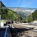 Bahnhof Goppenstein