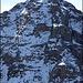 Alpine Verhältnisse am Nordgrat des Uri-Rotstock