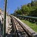 Ritóm-Bahntrassee