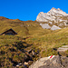 Oberhalb Gurbs Metteberg mit Tierlaufhorn