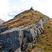 Gipfel Cheibehorn 2462m
