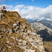 Gipfel Cheibehorn