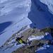 Kletterei zur Epaule du Zinalrothorn