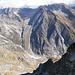 La valle a NE (Risigrabo) e quella che sale da Baltschieder (Baltschiedertal, qui nel punto chiamato Senntum)
