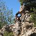 Kleine Klettereinlage zwischendurch :-)