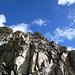 Da schägt das Herz doch gleich höher! Guter Fels und Sonnenschein am W-Grat zum Piz Saluver