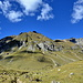 Fin du Val Tasna avec le Val d'Urezzas sur la gauche