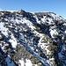 Der Gipfel des Ofen vom Grat zu den Tschingelhörnern gesehen.