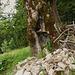 Zeichen der Frömmigkeit von Älplern und Bergbauern