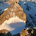 In einer Linie: Schaligrat, Schalihörner, Zinalrothorn, Matterhorn