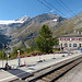 Anreise: Alp Grüm