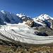 "Festsaal der Alpen - das klassische ""Diavolezza""-Panorama"