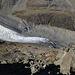 Gletscherzunge Morteratsch - ein trauriger Anblick