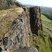 Felsen des Salisbury Hill.. klettern verboten, bouldern geduldet