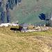 Das Biwak auf dem Abgschütz.