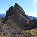 Was für ein schöner Gipfel? ...unser nächstes Ziel, das Glogghüs.