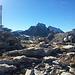 Gipfel Felsenhorn