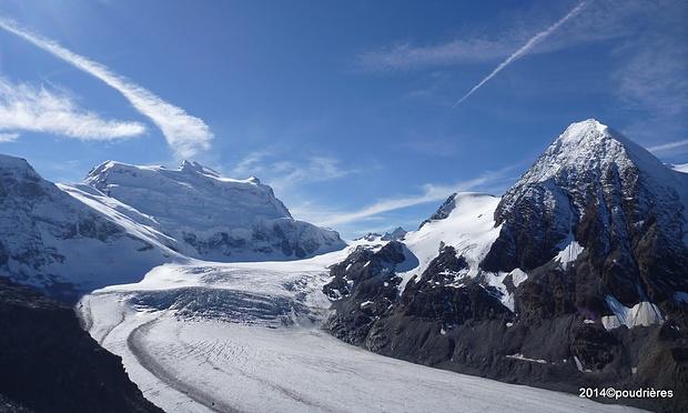 Ausblick vom Col des Otanes.
