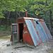 Campamento Maestri, hier darf nicht mehr übernachtet werden