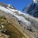 noch einmal der Gletscher, oder das, was noch übrig geblieben ist