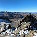 360° Panorama vom Rauhen Kopf aus (3101m)