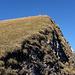 Nach den ersten paar Metern Abstieg vom Schwalmis in Richtung Niederjochli.